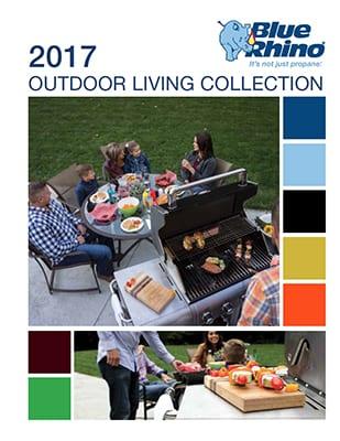 Blue Rhino Outdoor Living Catalog